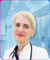 Главврач клиники Орехово, педиатр Ханова Светлана Борисовна