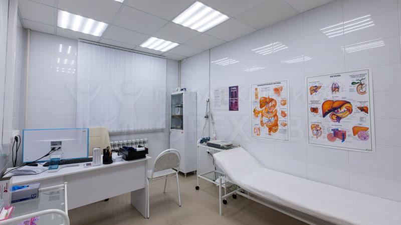 Кабинет врача в клинике Орехово