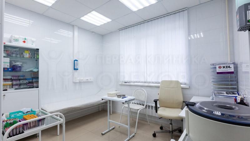 Процедурный кабинет в Орехово