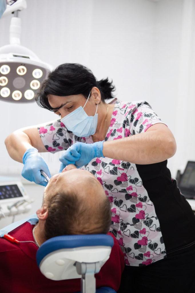 Терапевтическая стоматология в Орехово