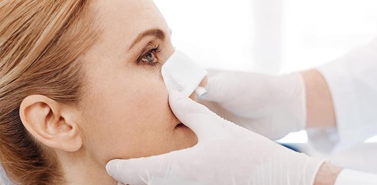 Лечение кровотечений из носа в клинике Орехово