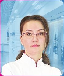 Исмаилова Айжамал Кадырбековна