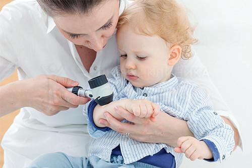 Детский дерматолог в Первой клинике Орехово
